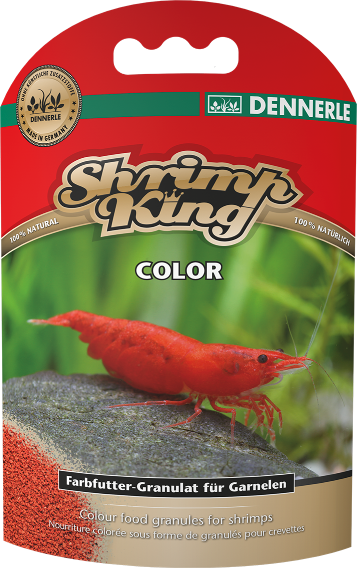 Shrimp King Color | Dennerle
