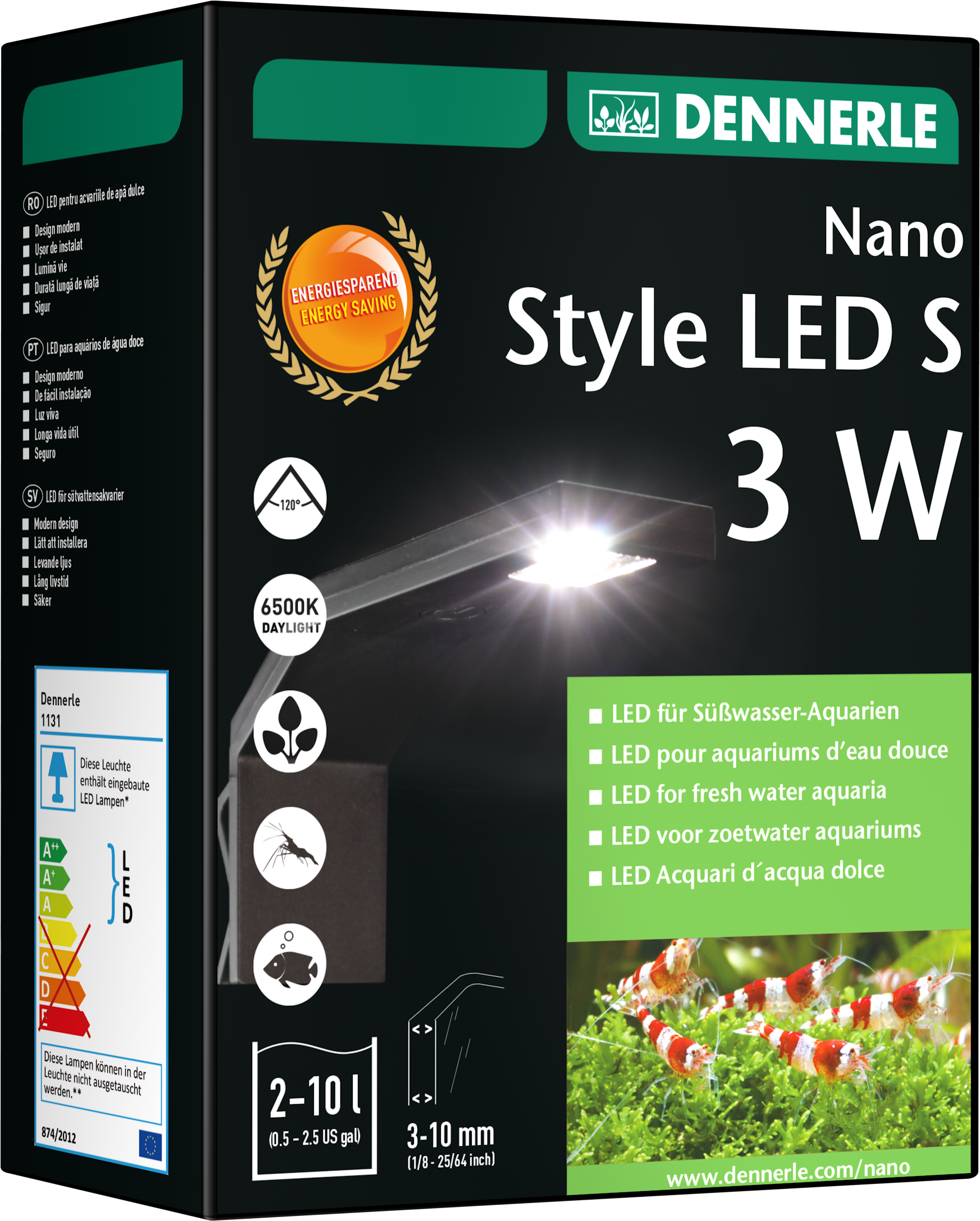 nano style led dennerle On eclairage exterieur 12v